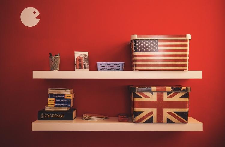 アメリカ書籍ボックス