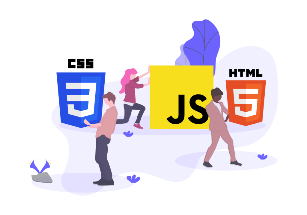 HTMLとCSSとJS
