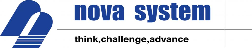 NOVAシステムのロゴ