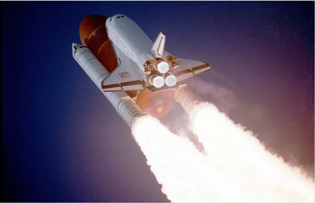 ロケット 発射