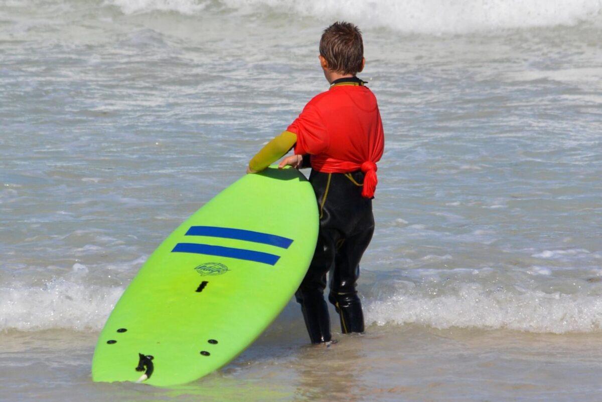 子供 サーフボード