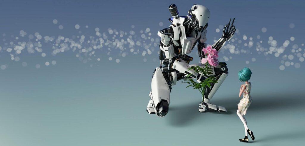 ロボットの愛情