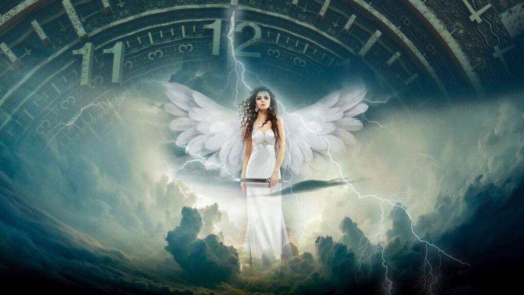 時間の女神