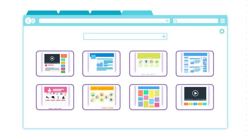 webデザインの案