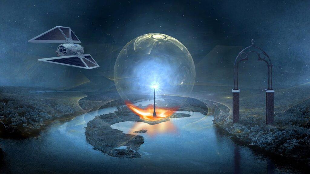 宇宙船 経路