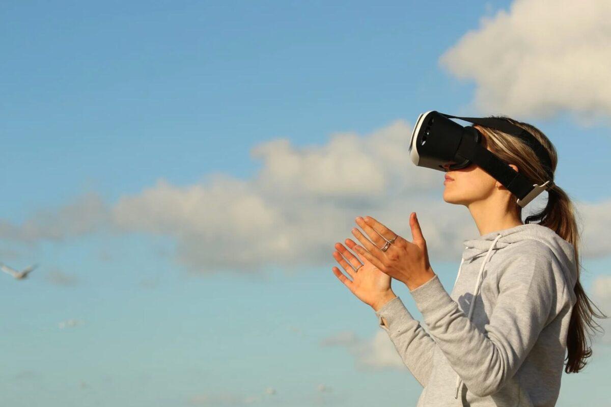 VR 仮想現実