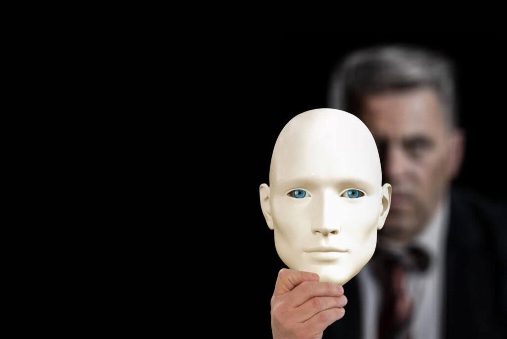 偽りの仮面
