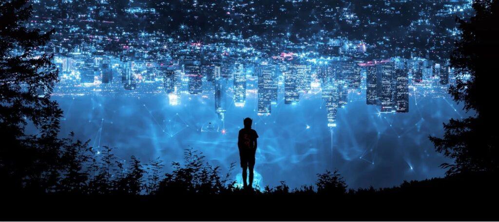 未来都市 ファンタジー
