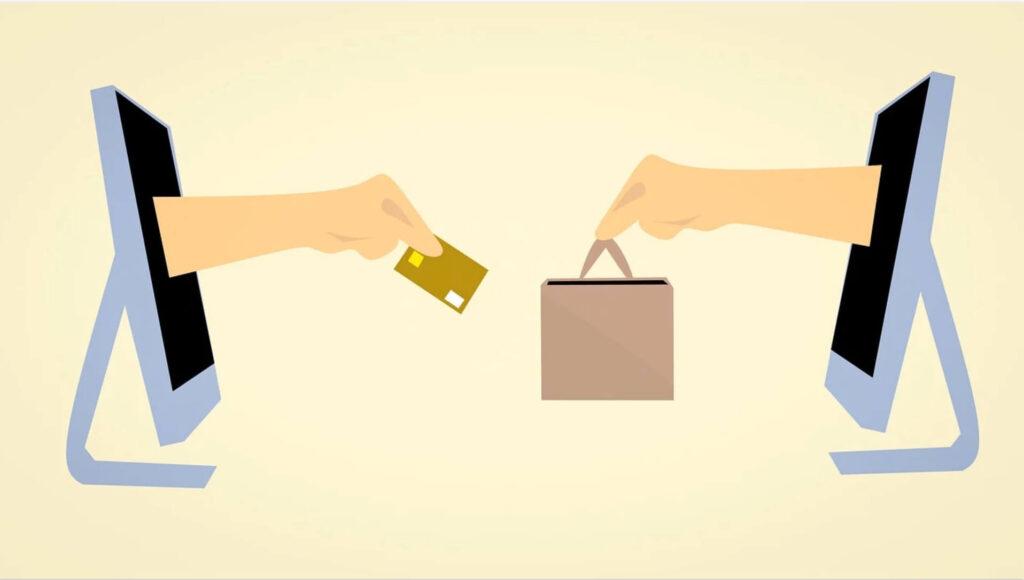 オンラインでの買い物