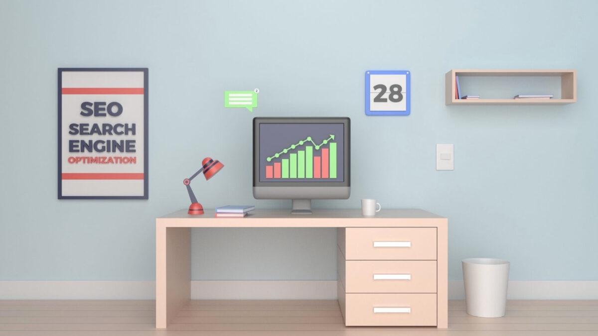 パソコンのある部屋
